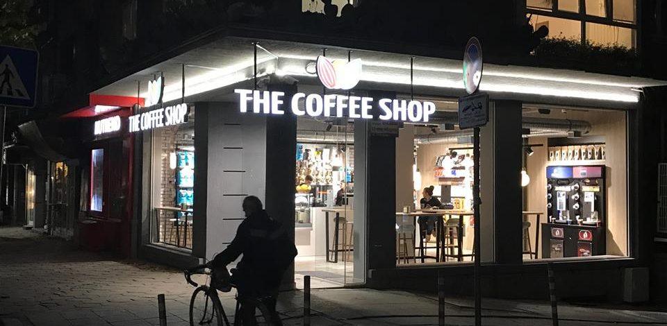 Franciza The Coffee Shop