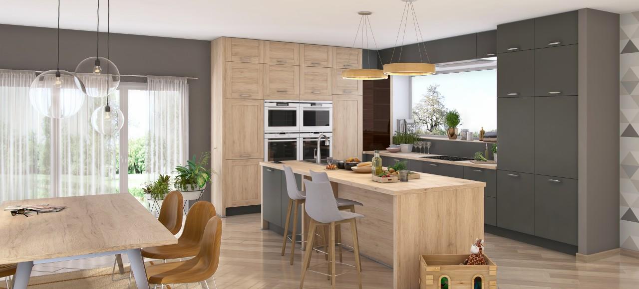 franciza ixina design proiectare si productie bucatarii complet echipate. Black Bedroom Furniture Sets. Home Design Ideas