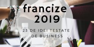 Francize 2019: 23 idei de afaceri testate