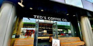 TED'S COFFEE continua investitiile si deschide noi locatii