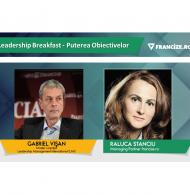 Vino la Leadership Breakfast – Puterea Obiectivelor – 14 Martie, Bucuresti