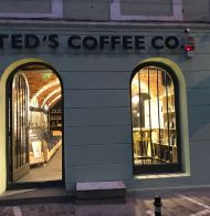 New home for good coffee in Brasov – Ted's Coffee Co.