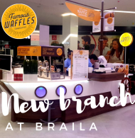 Famous Waffles continua expansiunea in franciza