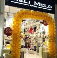 Meli Melo a intrat pe piata francizelor si a deschis primul magazin in Targu Jiu