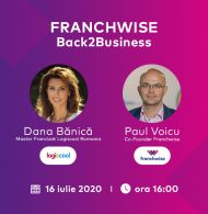 Franchwise Back2Business #1 – Logiscool